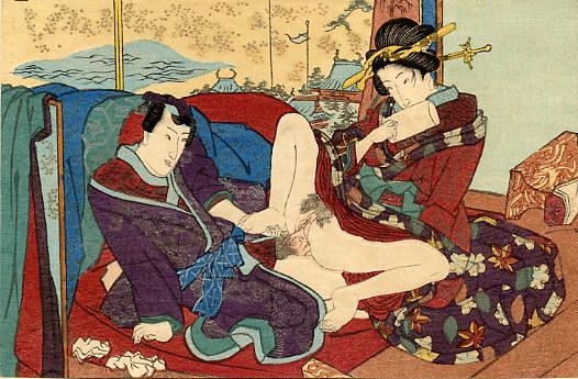 эротическая живопись: