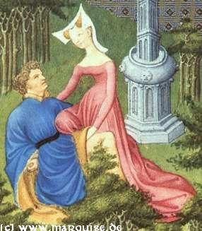 Средневековное порно