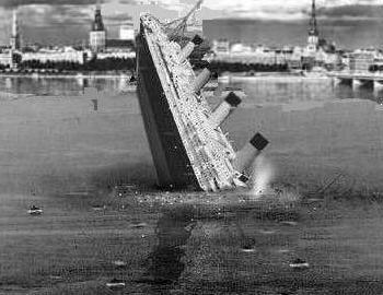 –ижские муниципалы утопили катер