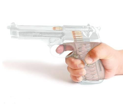 Конечно же, применение у... Теперь же имеется полноценный пистолет с глушителем, созданный силами оружейных...