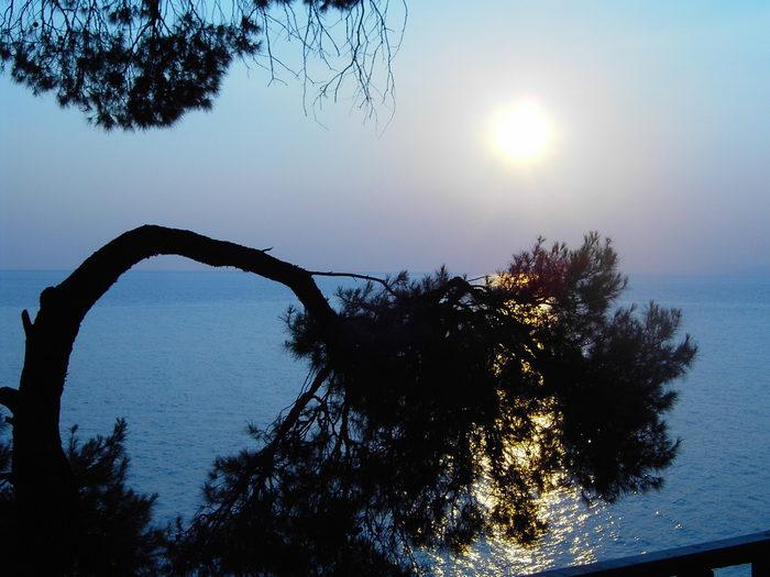 Griechenland, Chalkidiki, Sitonia, Elia-Beach