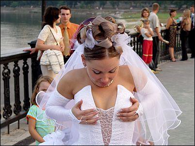 фото невест перед свадьбой